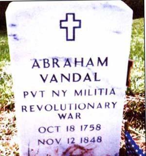 Abe's grave2