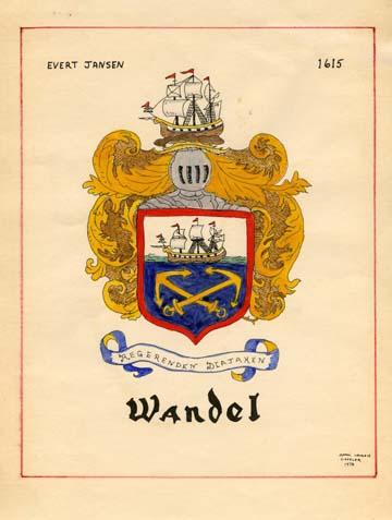 Wendel crest