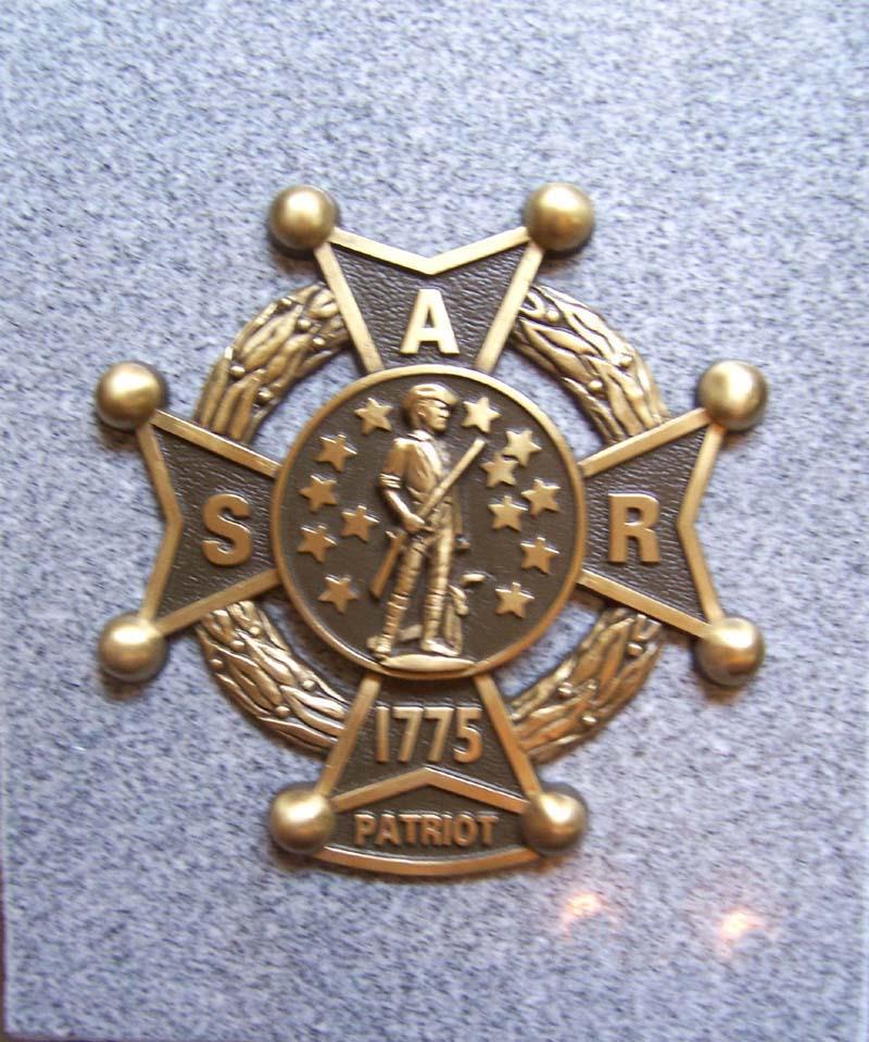 emailSAR Grave Marker